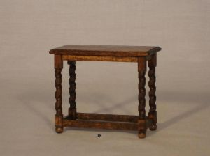 38. Tudor Hall Table